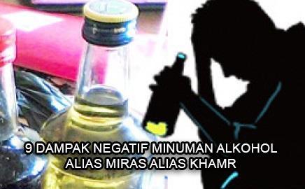 Ini 9 Dampak Negatif Minuman Keras Kok Aneh Masih Bisa Dibilang
