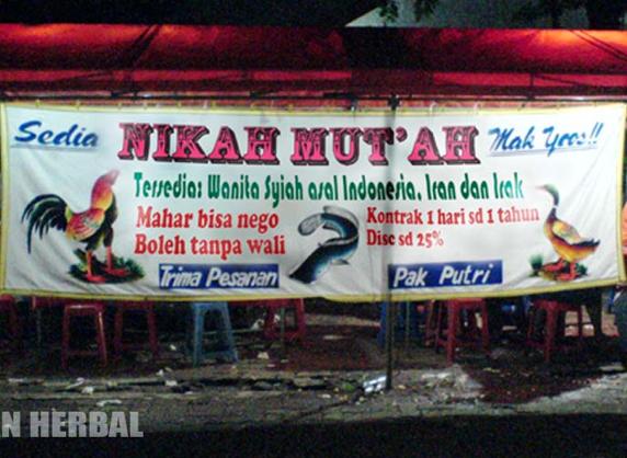 Kisah Nyata: Wanita Syiah Makassar Ajak Mut'ah Seorang Ikhwan - VOA