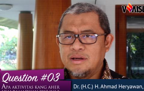 Aher: Pesantren Telah Banyak Berikan Kebaikan untuk Masyarakat Indonesia