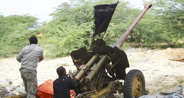 Mujahidin Al-Shabaab Serang Komplek Intelijen Nasional Somalia di Mogadishu