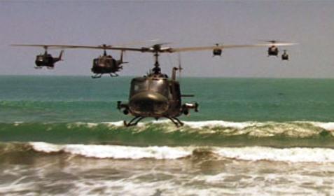 Konvoi Helikopter Terbesar dalam Sejarah Perang Afghanistan