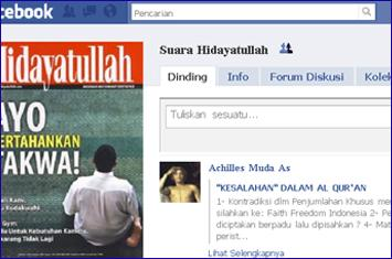 Berita Islami Facebook