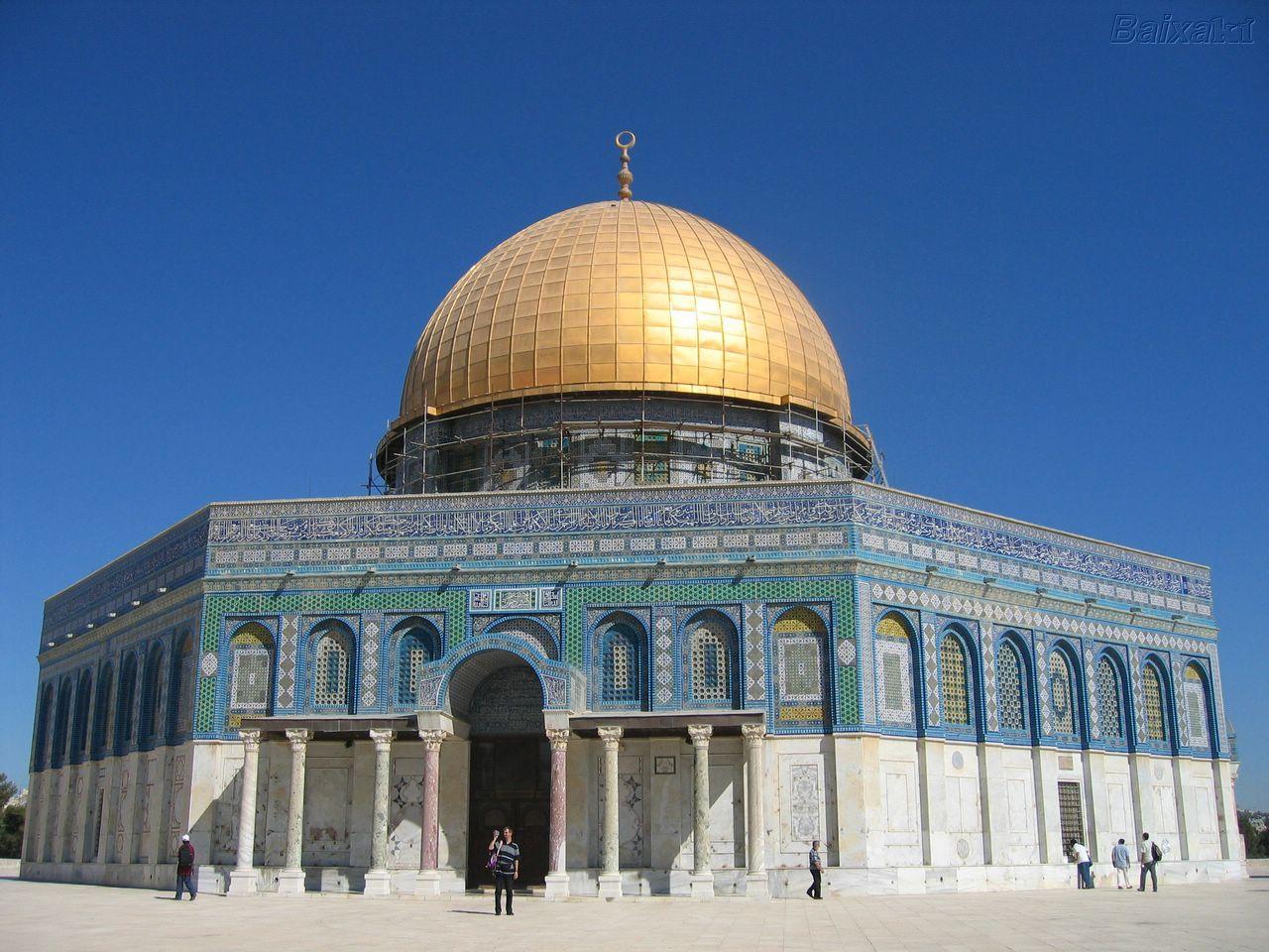 15 Masjid Terbesar Di Dunia