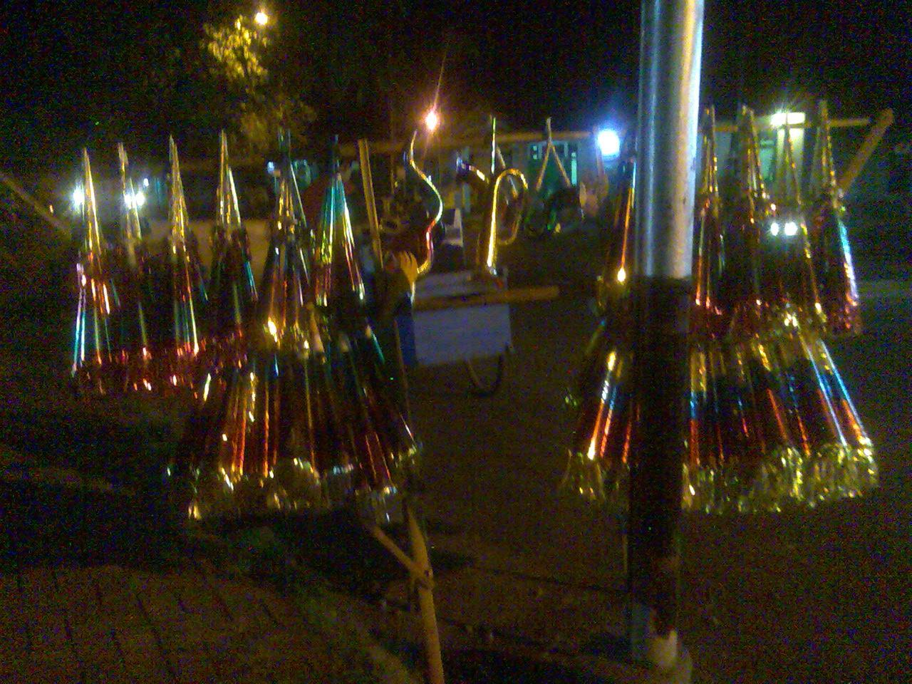 Jelang Tahun Baru Aceh Larang Barongsai Dan Terompet Mainan