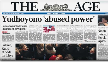 Penyalahgunaan' Kekuasaan SBY
