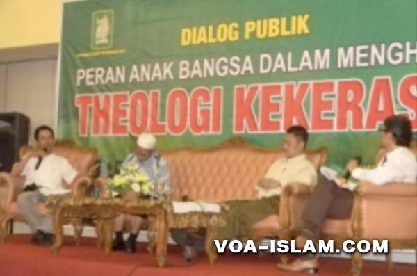Dialog Theologi Anti Kekerasan Solo Jadi Ajang Fitnah & Ghibah