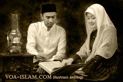 Power Family Kisah Nyata Dahsyatnya Keluarga Sakinah Voa Islam Gambar