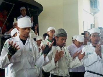 Innalillahi Laskar Fpi Bogor Syahid Dibacok Geng Motor Voa Islam Com