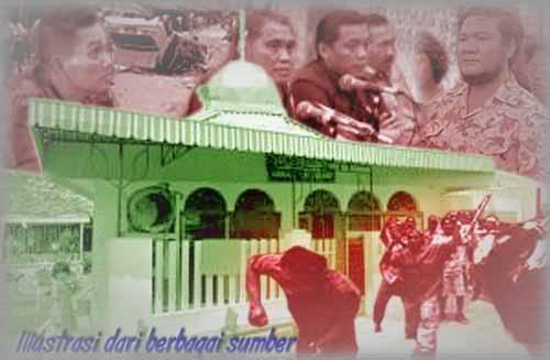 Melawan Lupa (4): 'License To Kill' ABRI Merah & LB Moerdani Cs
