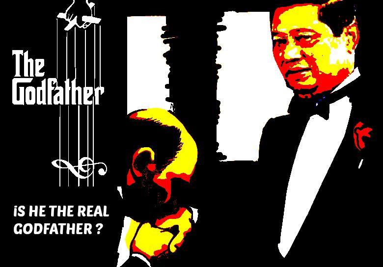 The Godfather (25): Real Godfather is SBY, Intervensi Bubarkan Pendukung Jokowi