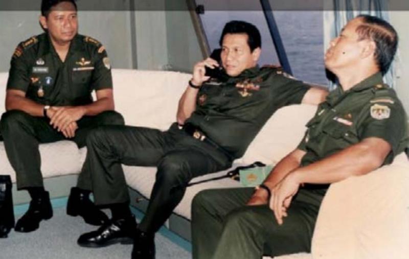 AM Hendropriono Dalang Pembunuhan Tragedi Munir, Talangsari, Lampung