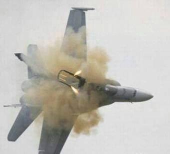 Brigade Al-Qassam Tembak Jet Tempur F-16 Zionis Yahud di Atas Jalur Gaza