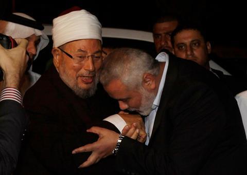 Syaikh Qardhawi Menyerukan Rakyat Libya Melawan Jendral Haftar