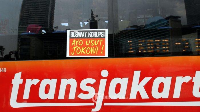 Kejaksaan Agung Tebang Pilih Kasus Dugaan Korupsi Jokowi Busway Transjakarta