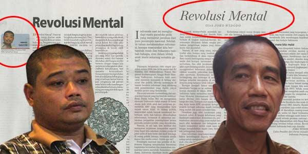 Jokowi Belum Menjadi Presiden Sudah Tidak Jujur?