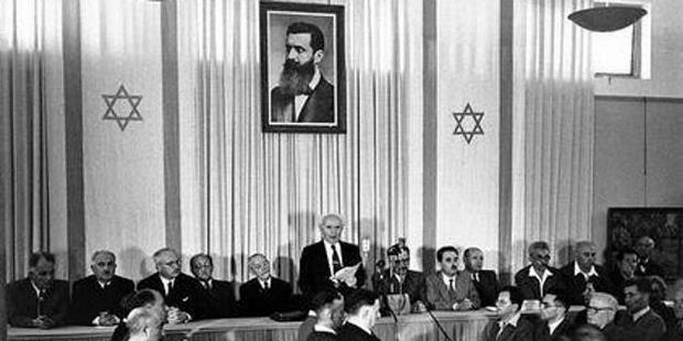 Bagaimanakah Kaum Yahudi Mendirikan Negara Israel?