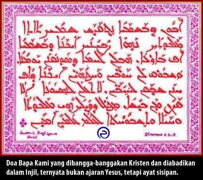 doa bapa kami pdf