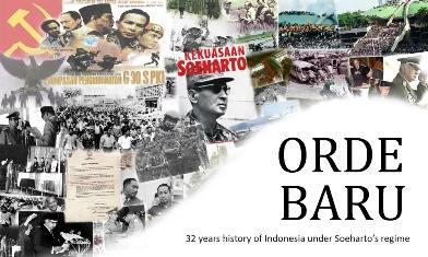 Warisan Rezim Orde Baru dan Jendral Soeharto Selama 30 ...