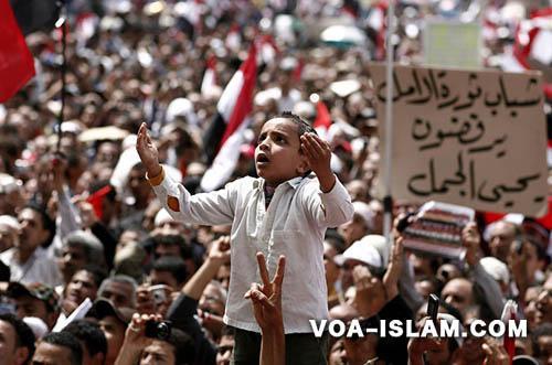Harus Peduli Pada Umat Islam Timur Tengah Mesir Voa Islam Com