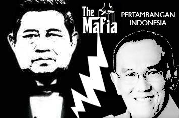 The Godfather (11): Dibalik Layar Mafia Penguasa Tambang RI