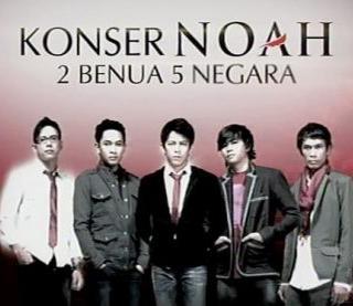 The Godfather (10): Konser NOAH 2 Benua 5 Negara Dari Hambalang?