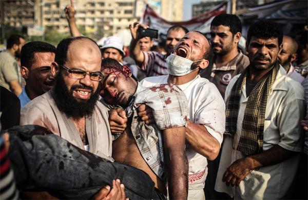 Dukung Kudeta Berdarah di Mesir, Saudi dan Qatar harus Insaf!