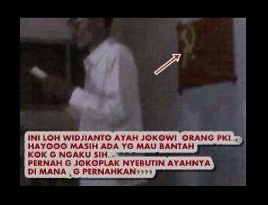 JK Utus Purnawirawan Jenderal Selidiki Hubungan Jokowi Dengan PKI. Hasilnya Confirmed!