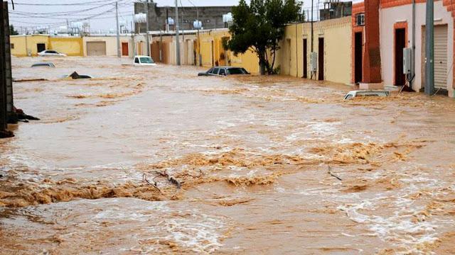 Israel Jebol 2 Bendungan Buat Banjiri Gaza Dengan Air & Roket F16!!