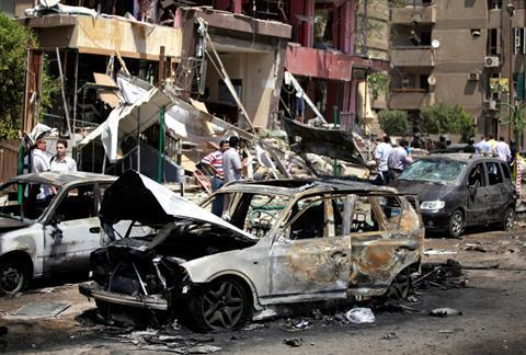 Al-Maqdis: Mantan Mayor Militer Mesir Pelaku Bom Jibaku di Nasr City