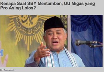 20 perusahaan Migas, dari total 30 perusahaan migas di Indonesia
