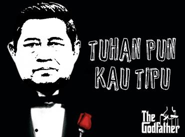 The Godfather(9): Jangankan Rakyat, Tuhan Pun Kau Tipu!