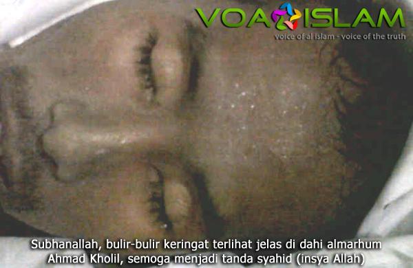 Jenazah Almarhum Ahmad Kholil