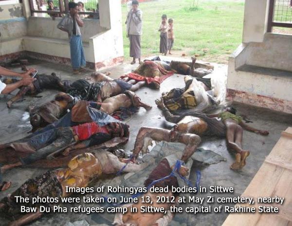 Muslim Rohingya Dibantai, Keselamatan umat Buddha Indonesia Terancam!