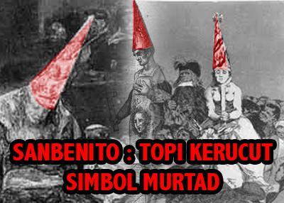 Sanbenito: Topi Kerucut Tahun Baru & Simbol Telah Murtad