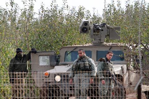 Home | World News | Sniper Militer Libanon Tembak Mati Satu Tentara ...