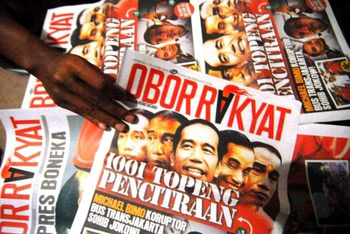 Akal Bulus JK, Surya Paloh dan Muhamad Reza di Balik Tabloid Obor