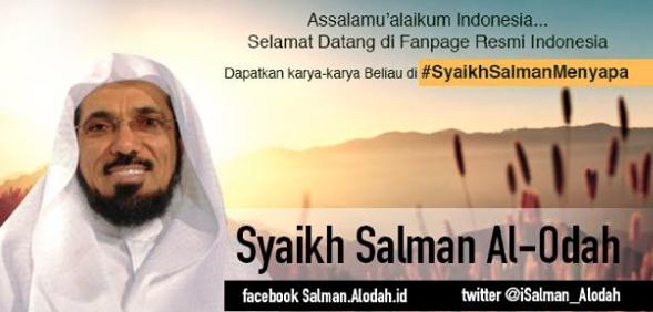 Ada Apa Syaikh Muhammad Al'Arifi KunjungiSyaikh Salman Al Audah?