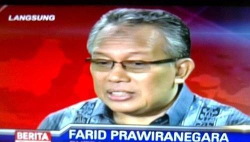 Innalillahi... Farid Prawiranegara Putra Presiden PDRI Syafrudin Prawiranegara Meninggal Dunia