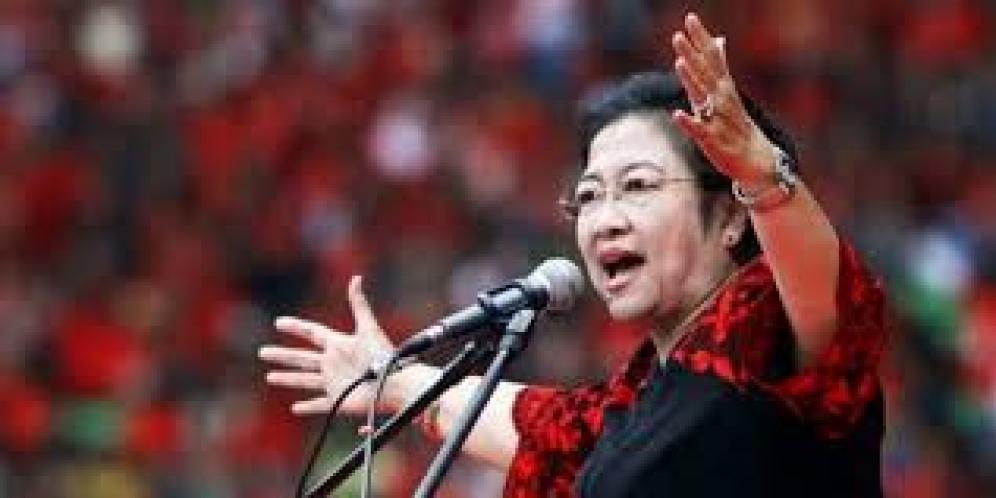 Mega Simbol Otoritarianisme, Keangkuhan dan Hinanya Jokowi?