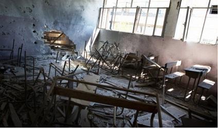 Pejuang Oposisi Suriah Tutup Sekolah-sekolah di Aleppo