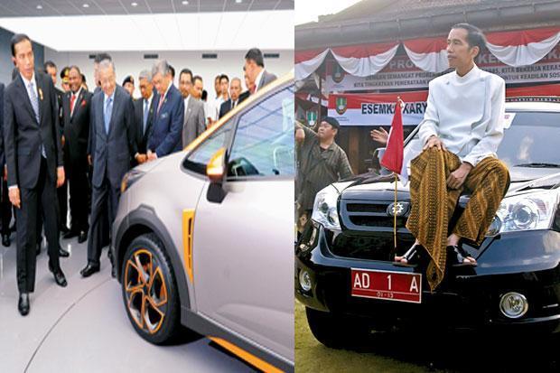Soal Mobnas Proton, Tommy Suharto Terus Kritik Presiden Jokowi