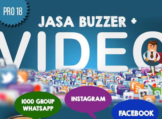 KOPI DIGITAL (4): Jasa Buzzer Sosmed dan Broadcast Digital Marketing