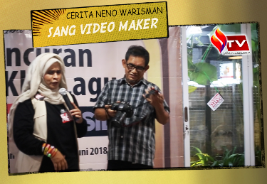 Video Hot Interview (7): Terungkap Alasan Neno Warisman Garap Video #2019 Ganti Presiden