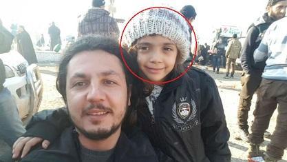 'Aktivis' Cilik Suriah Bana Al-Abed Berhasil Dievakuasi Keluar dari Kota Terkepung Aleppo