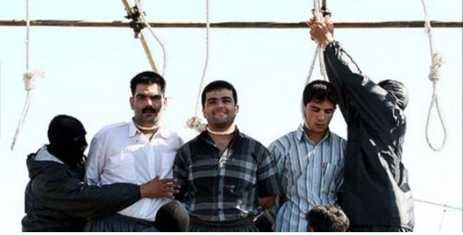 Iran Eksekusi Mati 3 Orang Aktivis Setiap Harinya
