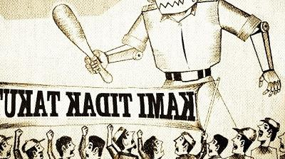 Jangan Sumbat Demonstran
