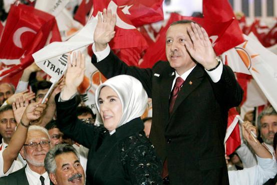 Rakyat Turki Menolak Partai Sekuler, Liberal, Komunis, Nasionalis, dan Memilih AKP