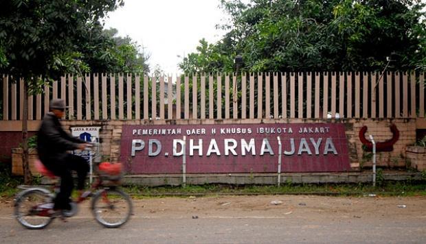 Dirut PD Dharma Jaya