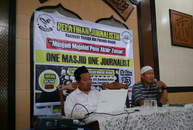 Forum Jurnalis Muslim Luncurkan Program One Masjid One Journalist