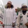 """Une des manifestations de soutien aux musulmans d'Ambon organisées par le FPI de Bekasi, au cours de laquelle son chef a menacé d'envoyer ses hommes combattre à Ambon si l'affaire """"n'était pas résolue dans le mois"""" (Voice of Al-Islam)."""